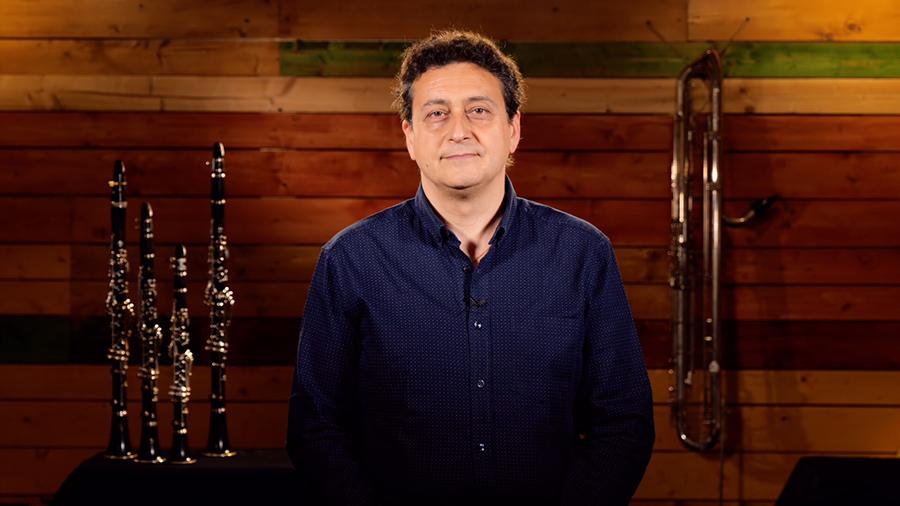 Emil Vișenescu – clarinet