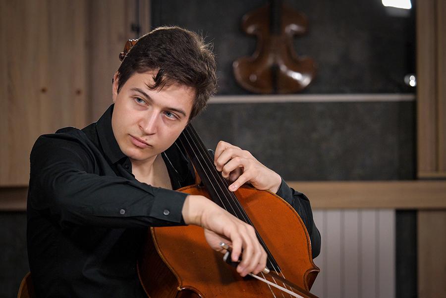 Violoncellissimo • Ștefan Cazacu