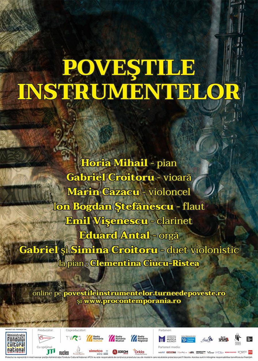Poveștile instrumentelor